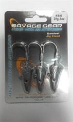 SAVAGE GEAR JIG HEAD 29GR 5/0
