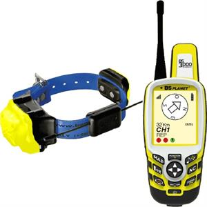 BS PLANET GPS+ BEEP + COLLAR ENTRENAMIENTO